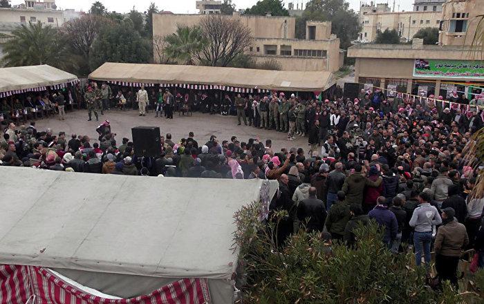 النصر الأكبر على الغرب... عودة الشباب السوري إلى صفوف الجيش والوطن