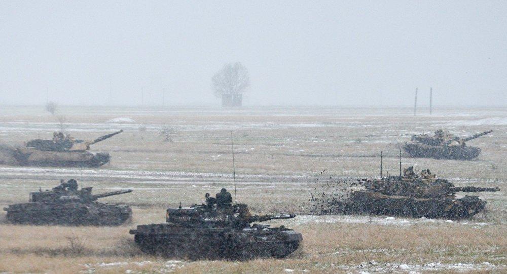 دبابات حلف الناتو