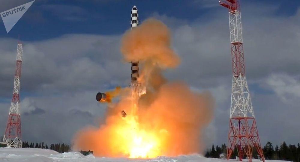 صاروخ سارمات