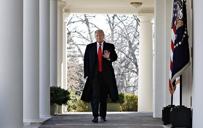 ترامب يعلق على تقرير مولر بشأن التواطؤ مع روسيا