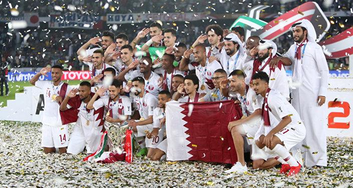 منتخب قطر بطلا لكأس آسيا