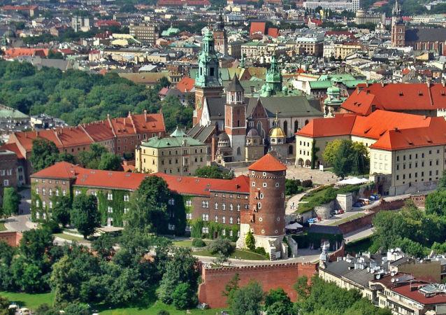 مدينة كراكوف، بولندا