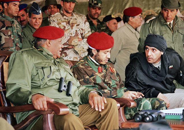 هانيبال القذافي، ابن العقيد الليبي الراحل معمر القذافي