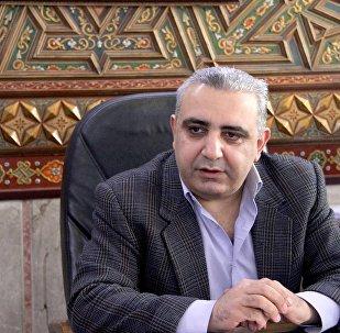 مدير عام هيئة الاستثمار السورية مدين دياب
