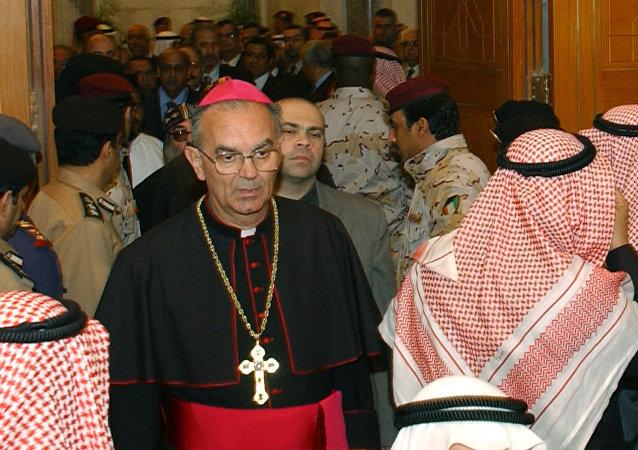 الكنيسة الكاثوليكية في الكويت