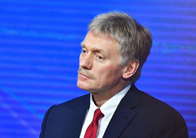 السكرتير الصحفي للرئيس الروسي، دميتري بيسكوف