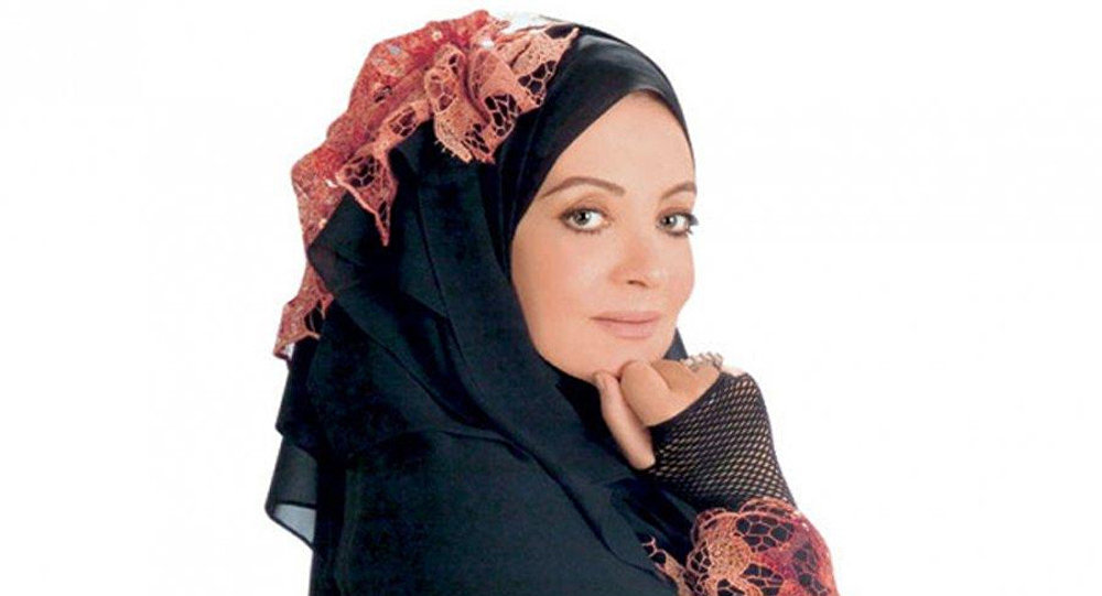 الممثلة المصرية شهيرة