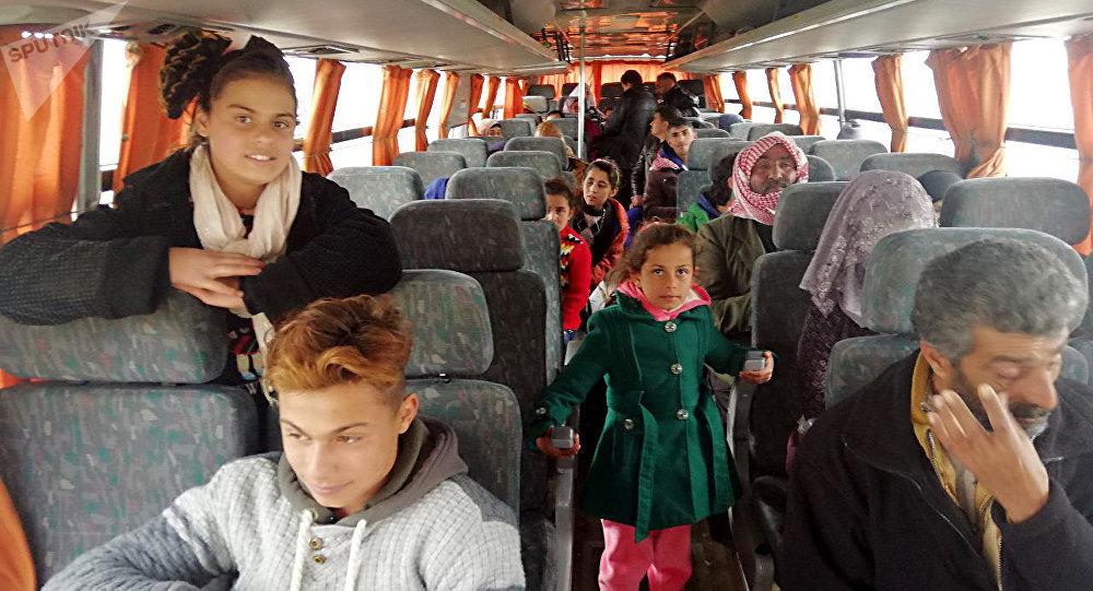 عودة اللاجئين، النازحين، المهجرين،من مخيمات الأردن إلى الرقة وريف دمشق، سوريا