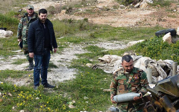 عسكري سوري لـ