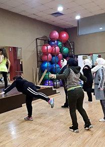 زومبا سورية تجتاح الصالات والنوادي الرياضية
