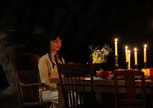 لقطة من فيلم دوس فريدا