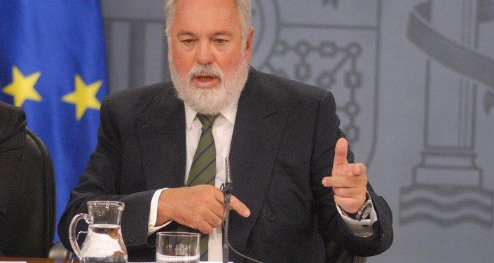 المفوض الأوروبي للطاقة والمناخ، ميغيل أرياس كانيتي