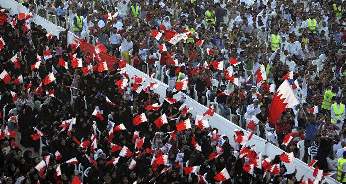 احتجاجات البحرين 2011