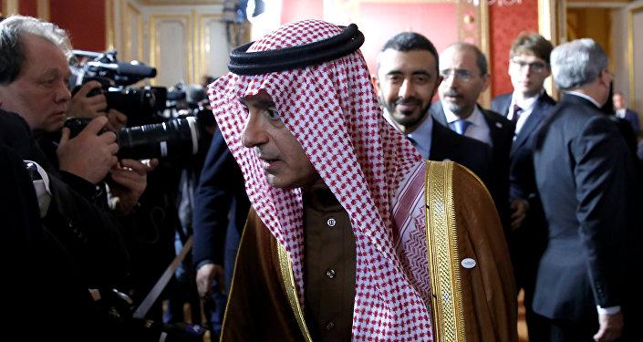 وزير الدولة للشؤون الخارجية السعودية عادل الجبير