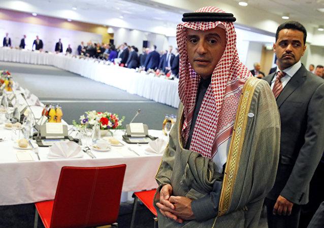 وزير الدولة السعودي للشؤون الخارجية، عادل الجبير