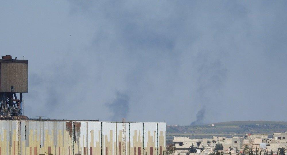 القاعدة تقصف بريف حماة والجيش السوري يسحق الإرهابيين