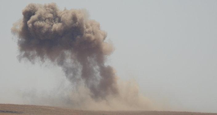 تنظيم القاعدة الإرهابي في منزوعة السلاح يستهدف عمق المناطق الآمنة وسط سوريا