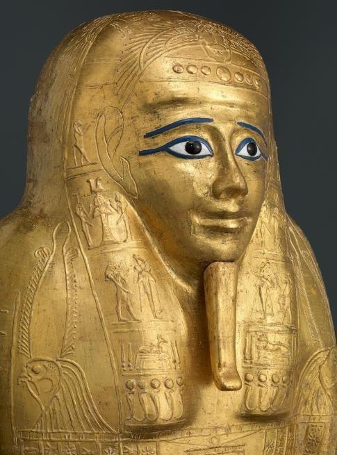 تمثال مصري تم استعادته من أمريكا