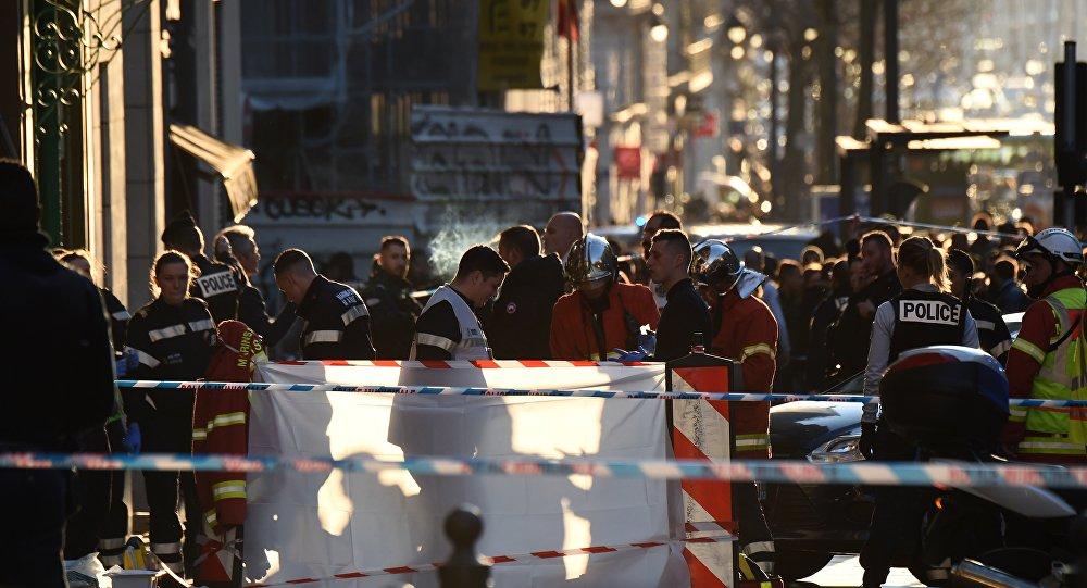 مرسيليا الشرطة الفرنسية تطلق النار على مشتبه به قام بطعن عدة أشخاص