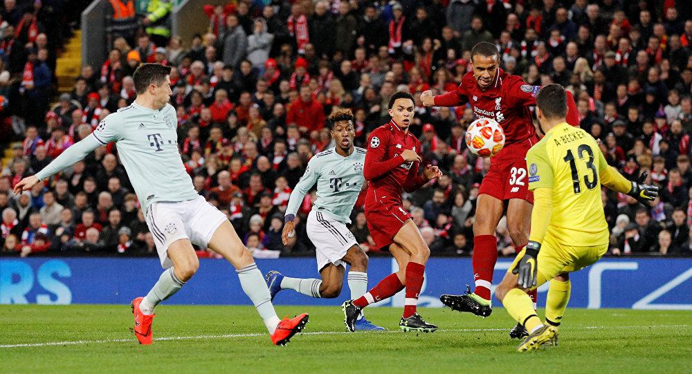 بالفيديو... ملخص مباراة ليفربول وبايرن ميونخ (0-0) في دوري أبطال أوروبا