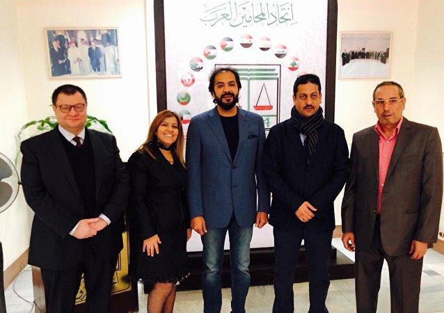 اتحاد المحامين العرب