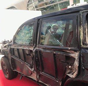 سيارات ماهندرا الإمارات في معرض آيديكس 2019