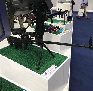 بندقية القنص الروسية 6 في 7 إم الجديدة في آيديكس 2019