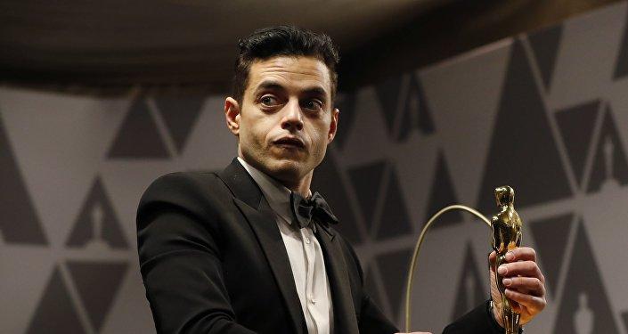 رامي مالك - حفل توزيع جوائز أوسكار