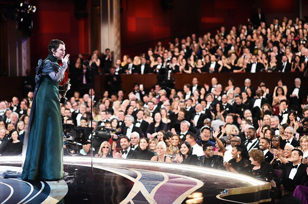 حفل توزيع جوائز الأوسكار