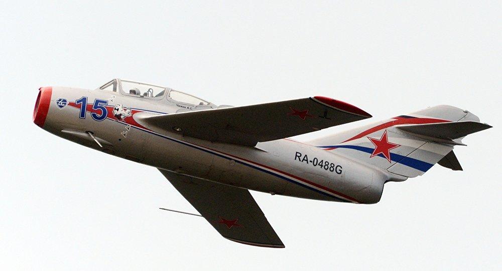 مقاتلة ميغ-15