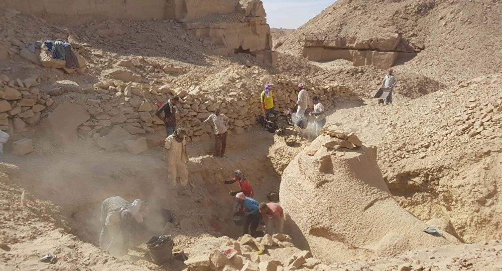 وزارة الآثار