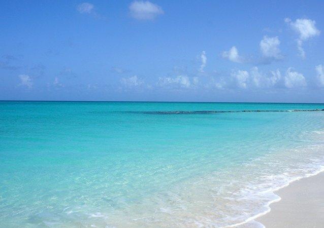 شاطئ غريس باي