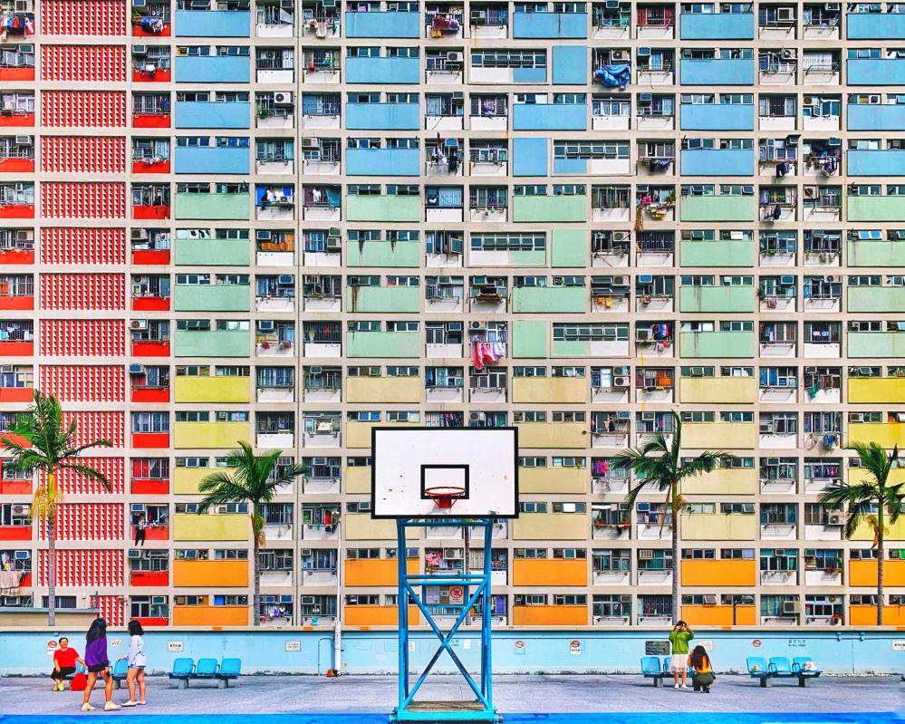الصورة للمصور الأمريكي أليكس جيانغ (Alex Jiang)، الفائز في المسابقة باستخدام هاتف آيفون إكس إس ماكس (iPhone XS Max)