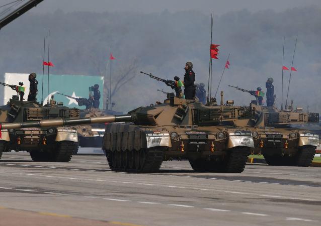 تصاعد التوتر بين الهند و باكستان - جنود الجيش الباكستاني، 23 مارس/ آذار 2018