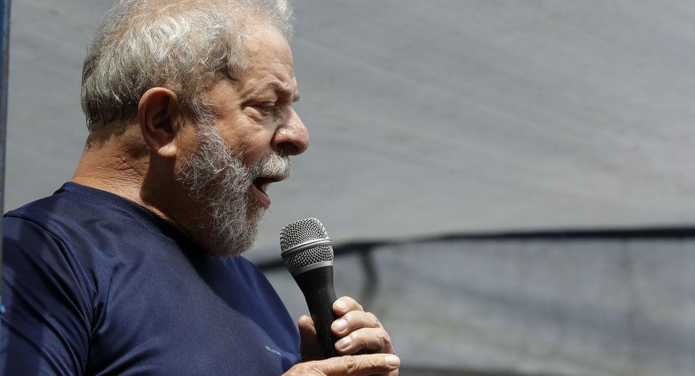 الرئيس البرازيل السابق لويس إيناسيو لولا دا سيلفا