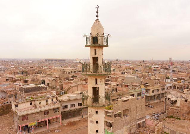 مناظر عامة للمدن العربية - الموصل، العراق مارس/ آذار 2019