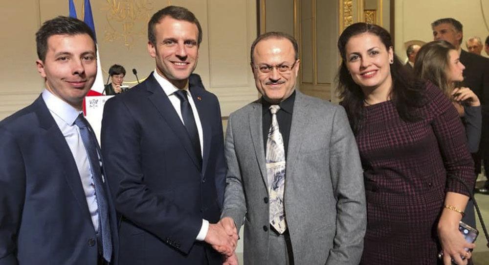 الجراح السوري المكرم في فرنسا : قررت أن أجري العملية ولم أعرف نسبة نجاحها