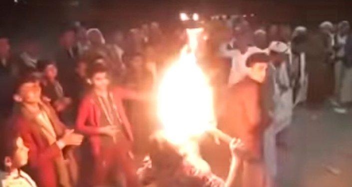 حفل زفاف يتحول إلى مأساة في اليمن