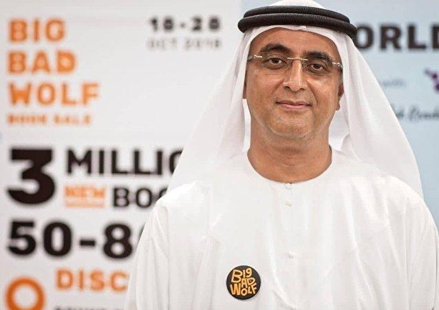 محمد العيدروس - المعرض العالمي للكتاب في مصر