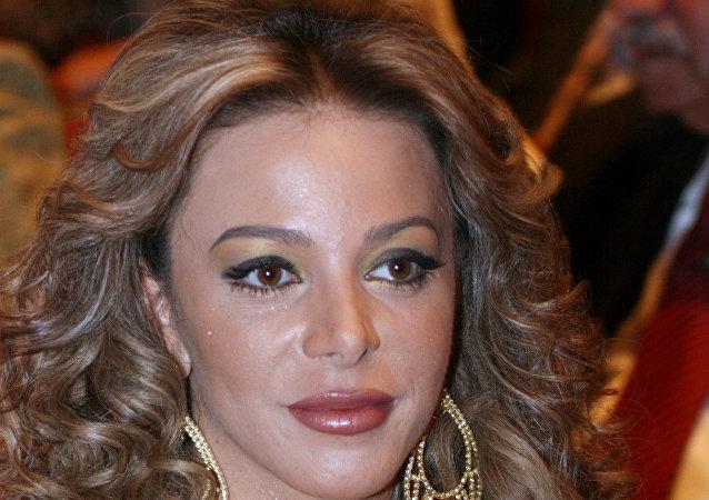 الممثلة السورية سوزان نجم الدين