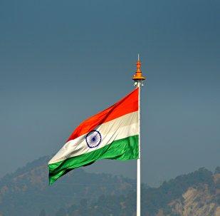 العلم الهندي