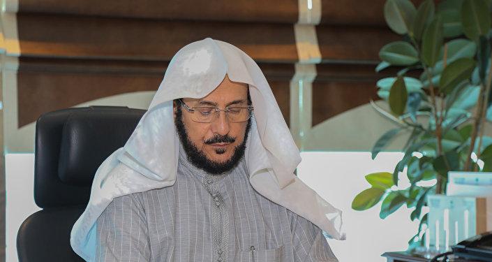 وزير الشؤون الإسلامية السعودي الدكتور عبد اللطيف بن عبد العزيز آل الشيخ