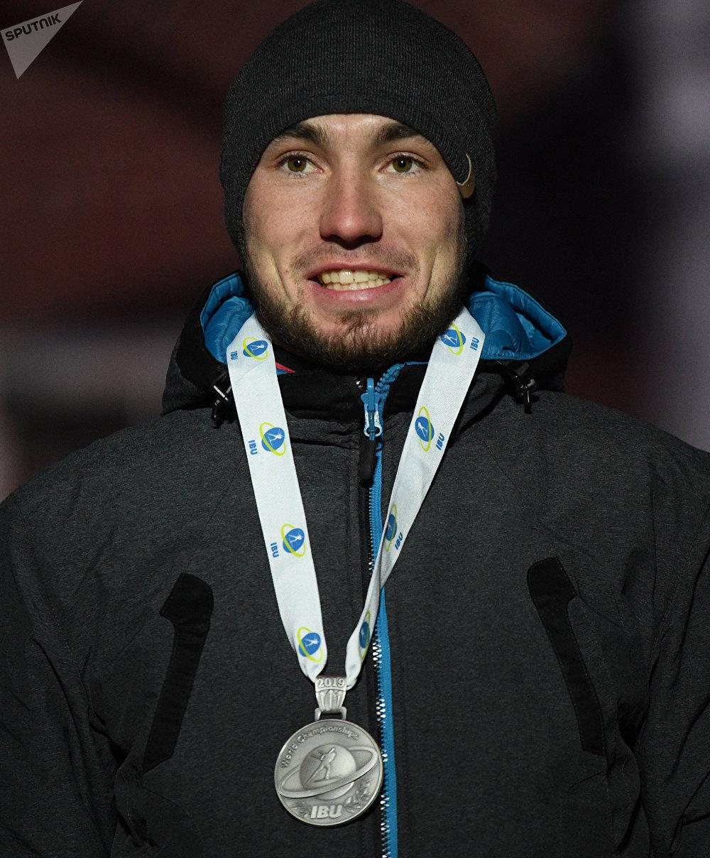 العداء الروسي ألكساندر لوغينوف
