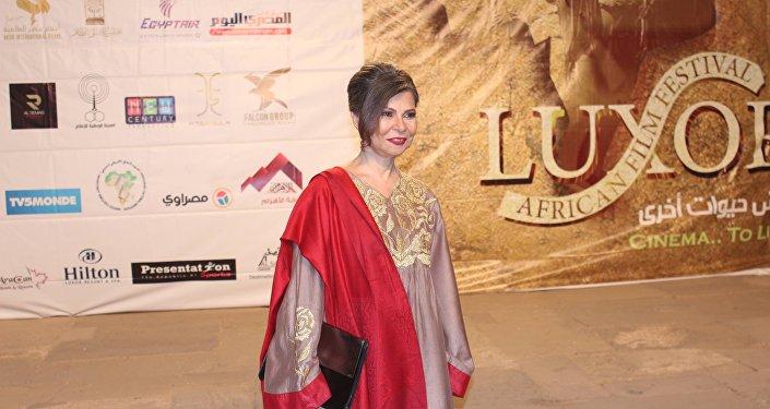 الممثلة المصرية سلوى محمد علي