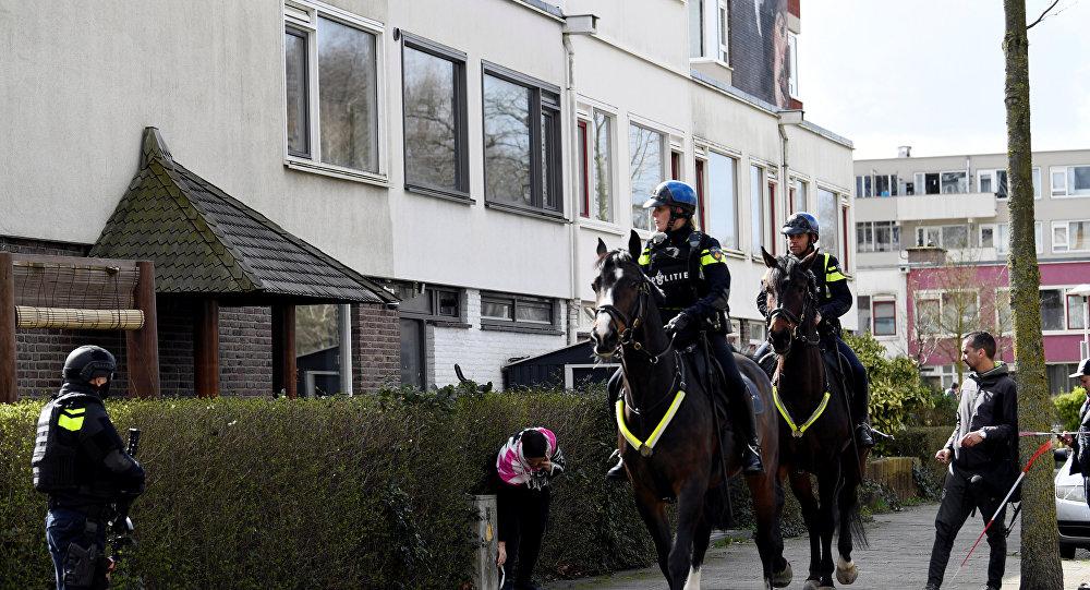 حادث ترام هولندا
