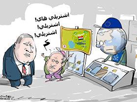 نتنياهو يتسول الجولان...هل بعترف العالم بها إسرائيلية؟
