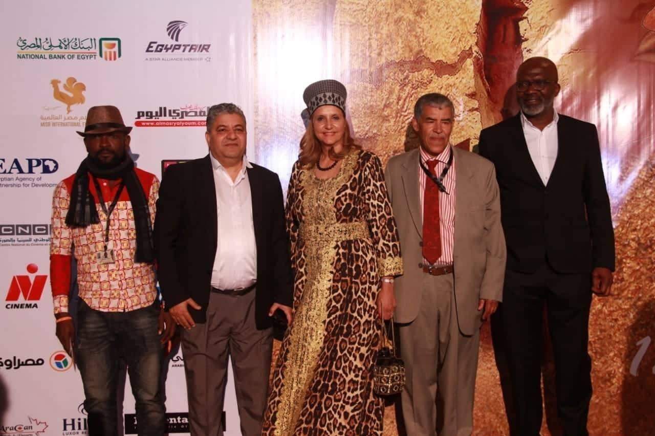 ختام فعاليات الأقصر للسينما الأفريقية