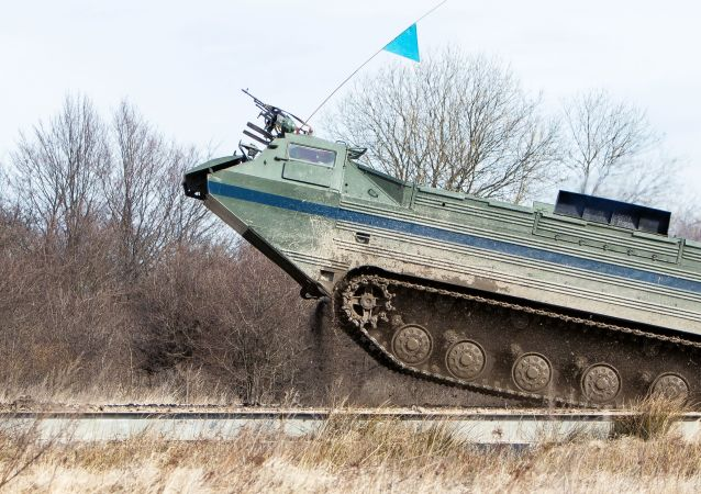 الجيش الروسي - مناورات تكتيكية لقوات الساحل التابعة لأسطول بحر البلطيق في منطقة كالينينغراد الروسية