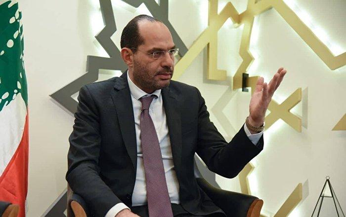 وزير التجارة الخارجية اللبناني لـ