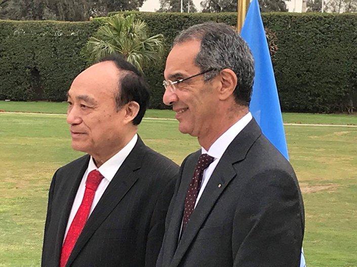 مصر والاتحاد الدولي للاتصالات يتفقان على عقد مؤتمر الاتصالات الراديوية بمنتجع شرم الشيخ